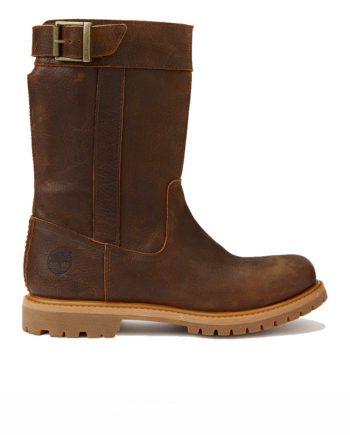 Timberland Women New Nellie Pull On Waterproof Boots Brown