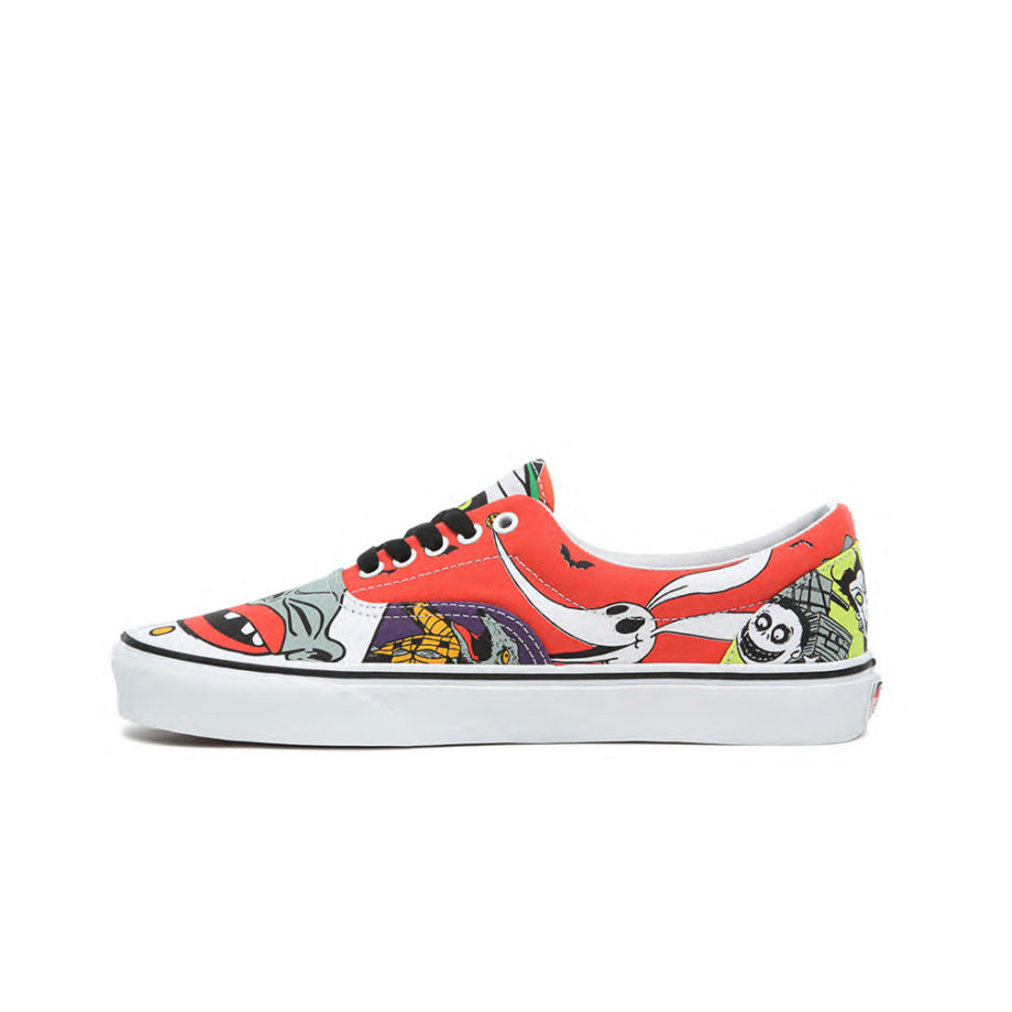 Vans x DISNEY ERA Sneakers Halloweentown/Nightmare