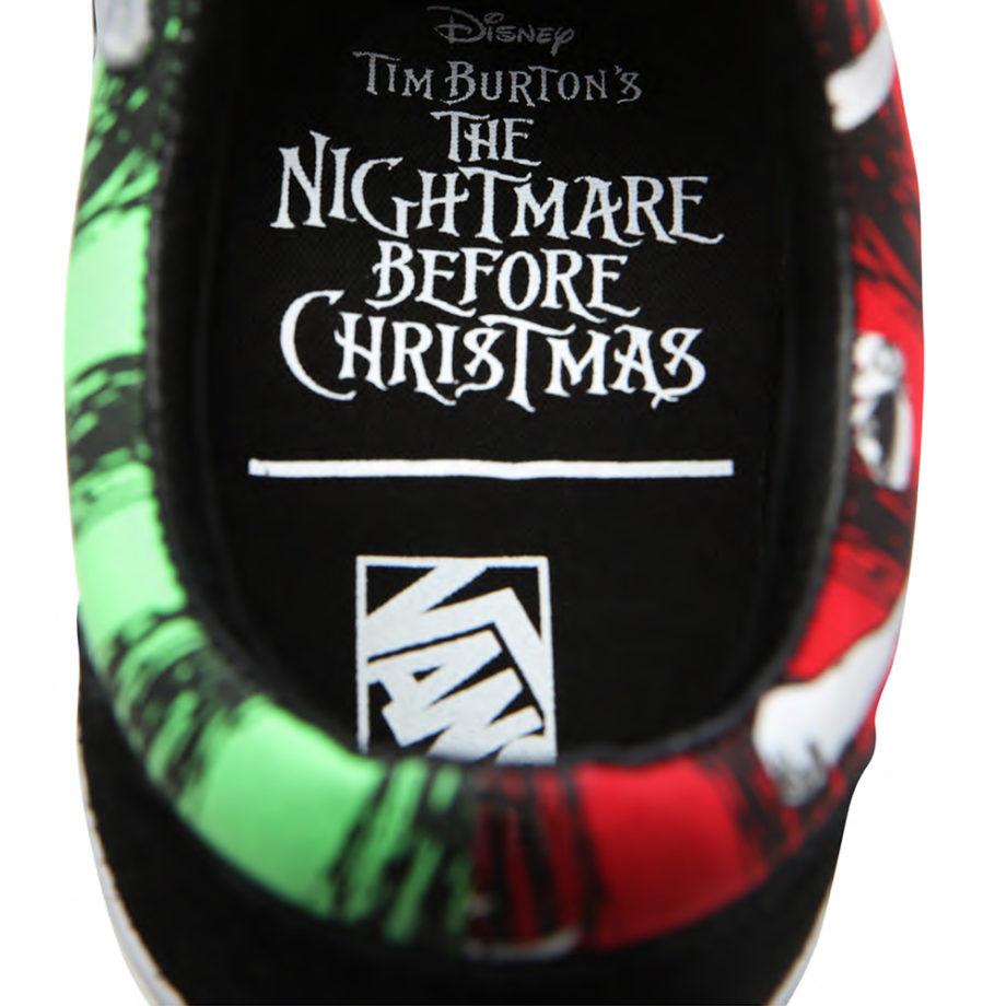 Vans X DISNEY OLD SKOOL Sneakers LSB/Nightmare Before Christmas