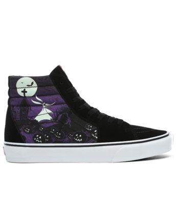 Vans X Disney SK8-HI Sneakers Jacks Lament/Nightmare Before Christmas