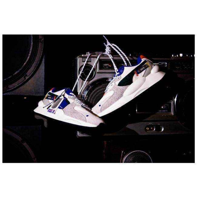 Puma X Ader Error Rs 9.8 Ader Error Sneakers Whisper White/Surf The Web