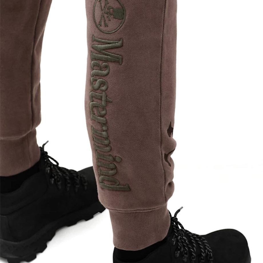 Timberland X Mastermind Logo Sweatpant Brown 0A2918CC0
