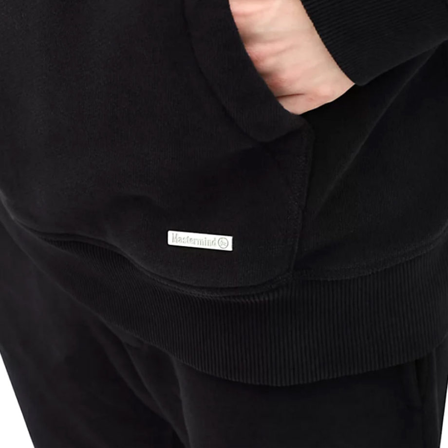Timberland X Mastermind Sweatshirt For Men Black 0A28YYN92
