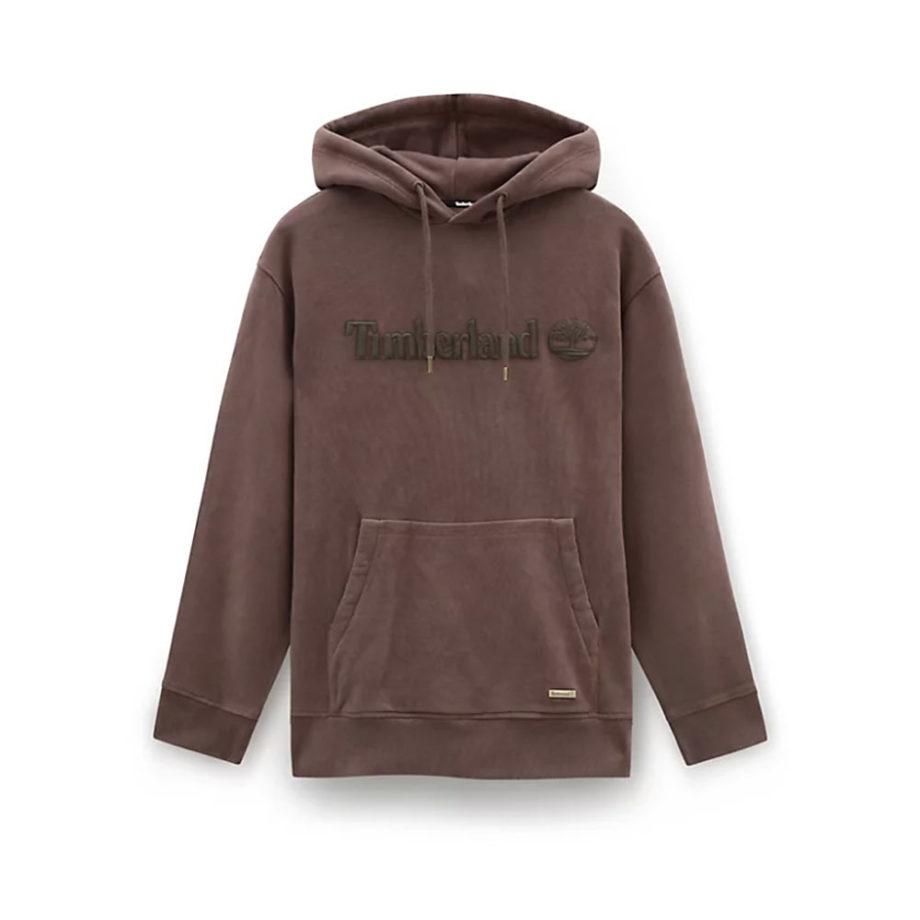 Timberland X Mastermind Sweatshirt For Men Brown 0A28YYCC0