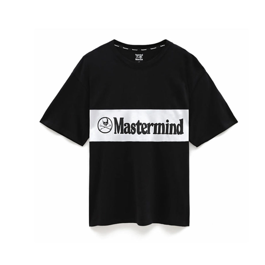 Timberland X Mastermind T-shirt For Men Black 0A28ZWN92