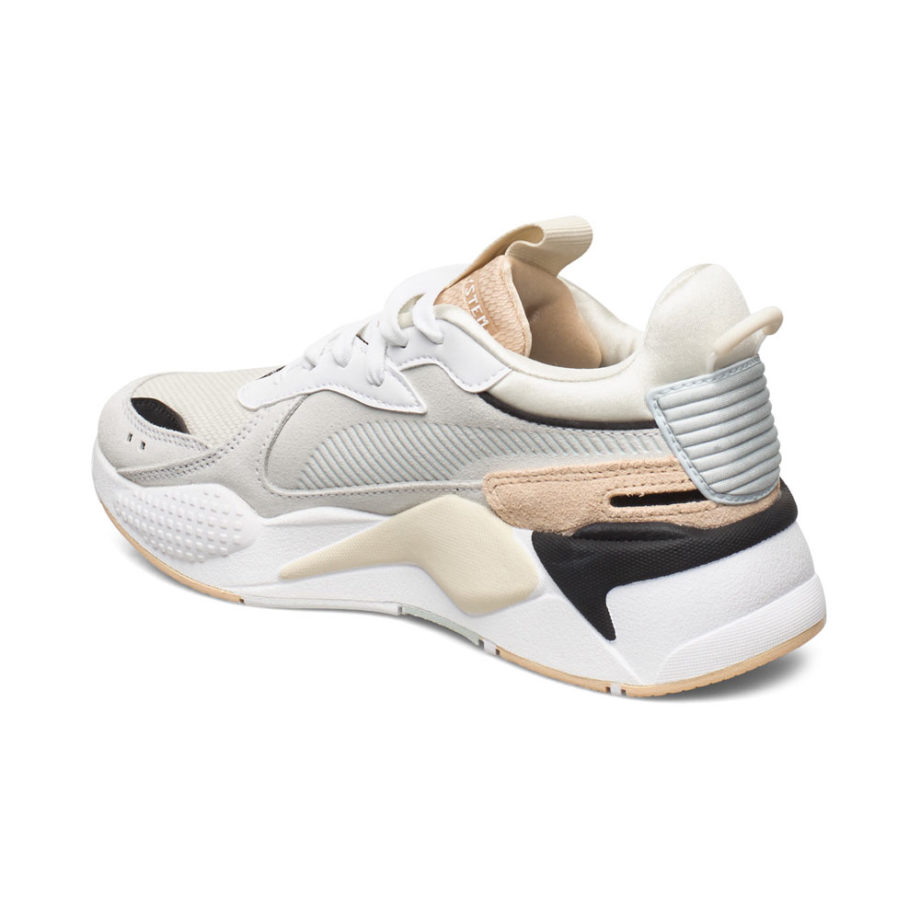 Puma RS-X Reinvent Women's Sneakers White Natural Vachetta 371008 05