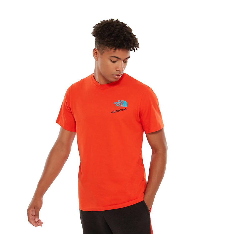 The North Face M SS Extreme Tee Short Sleeve NF0A4AA115Q1