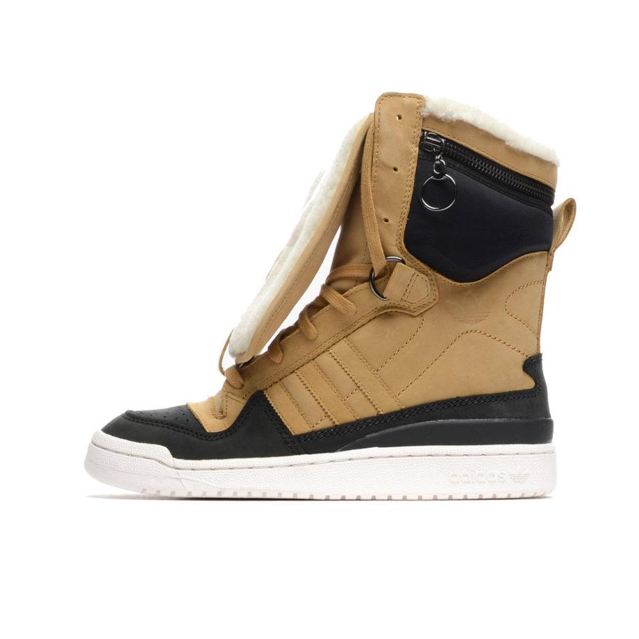 Adidas Jeremy Scott JS Tall Boy Winter Mesa Black Limited Edition
