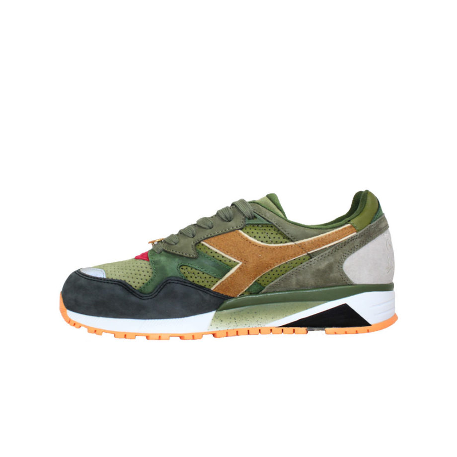 Diadora N9002 Kilates x Mita x Mighty Crown Respect Over Hate 501-174681-01-70419