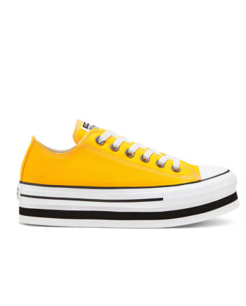 Converse Everyday Platform Chuck Taylor All Star Low Top Women 567998C