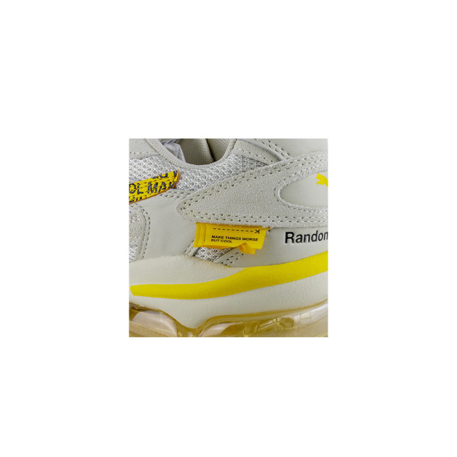 Puma x Randomevent Cell Alien White Asparagus Lemon Chrome 371402 01