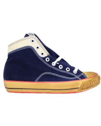 Superga Blue Navy 2946 Cotu Hight S1114QW