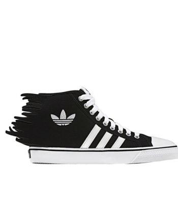 Adidas x Jeremy Scott Js Nizza Jagged Q23107