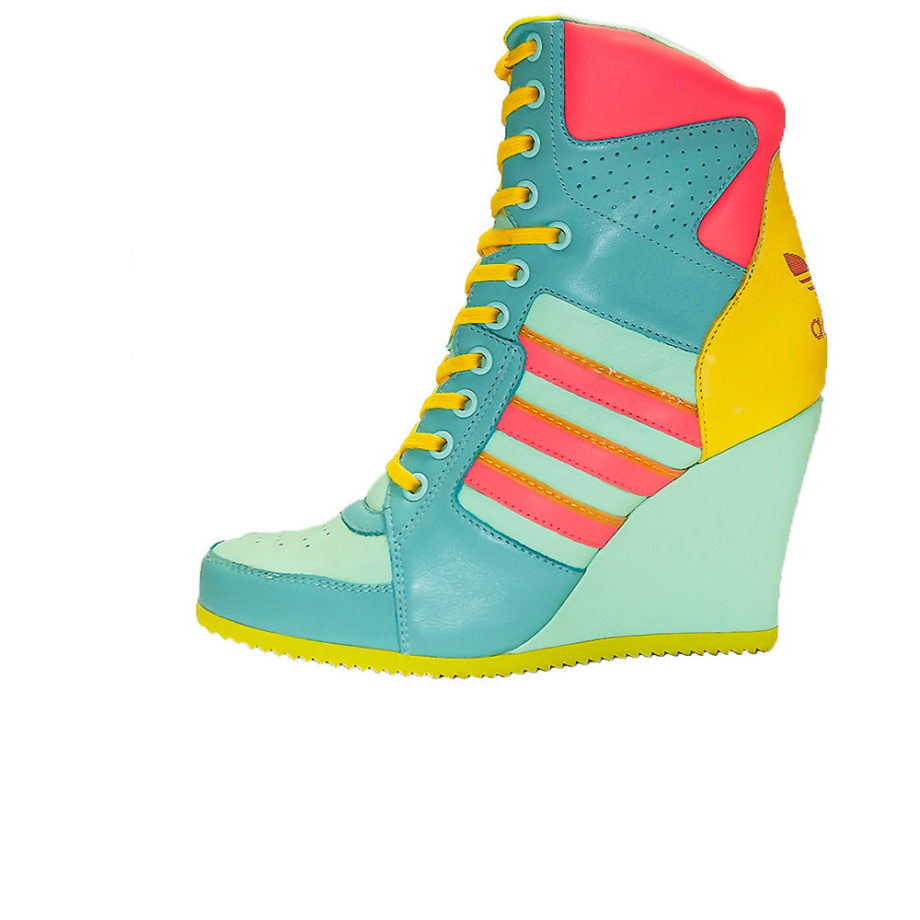 Adidas Originals X Jeremy Scott JS Wedge Hi Q23023