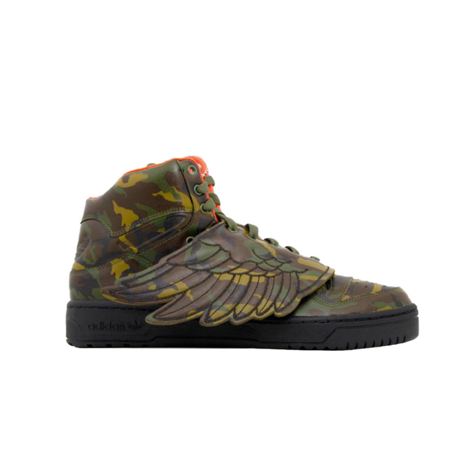 Adidas x Jeremy Scott Js Wings Camo G50726