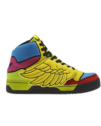"Adidas x Jeremy Scott Js Wings ""Rainbow"" G61380"