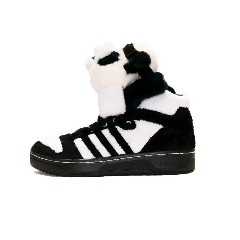 Adidas Originals X Jeremy Scott JS Panda Bear Shoes U42612