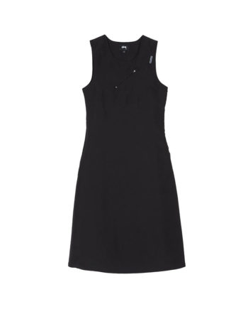 Stussy Pocket Sundress / Abito Black 211178