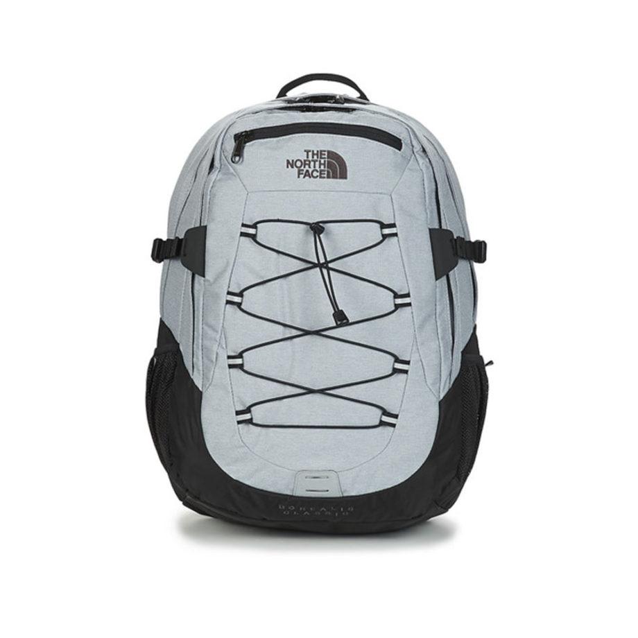 The North Face Borealis Classic Backpack / Zaino Asphalt Grey - TNF Lemon nf00cf9cpp11