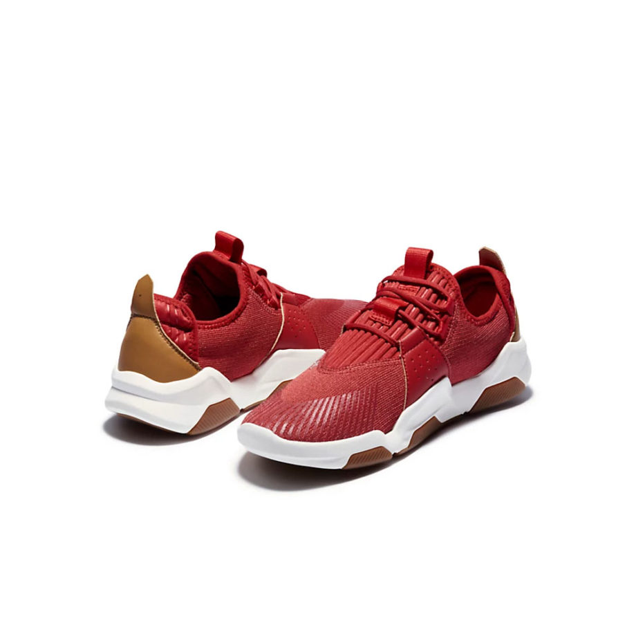 Timberland Earth Rally Oxford Red TB 0A2BNRP92