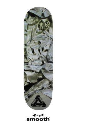 Palace Powers No One 8.125 Skateboard Deck Multi