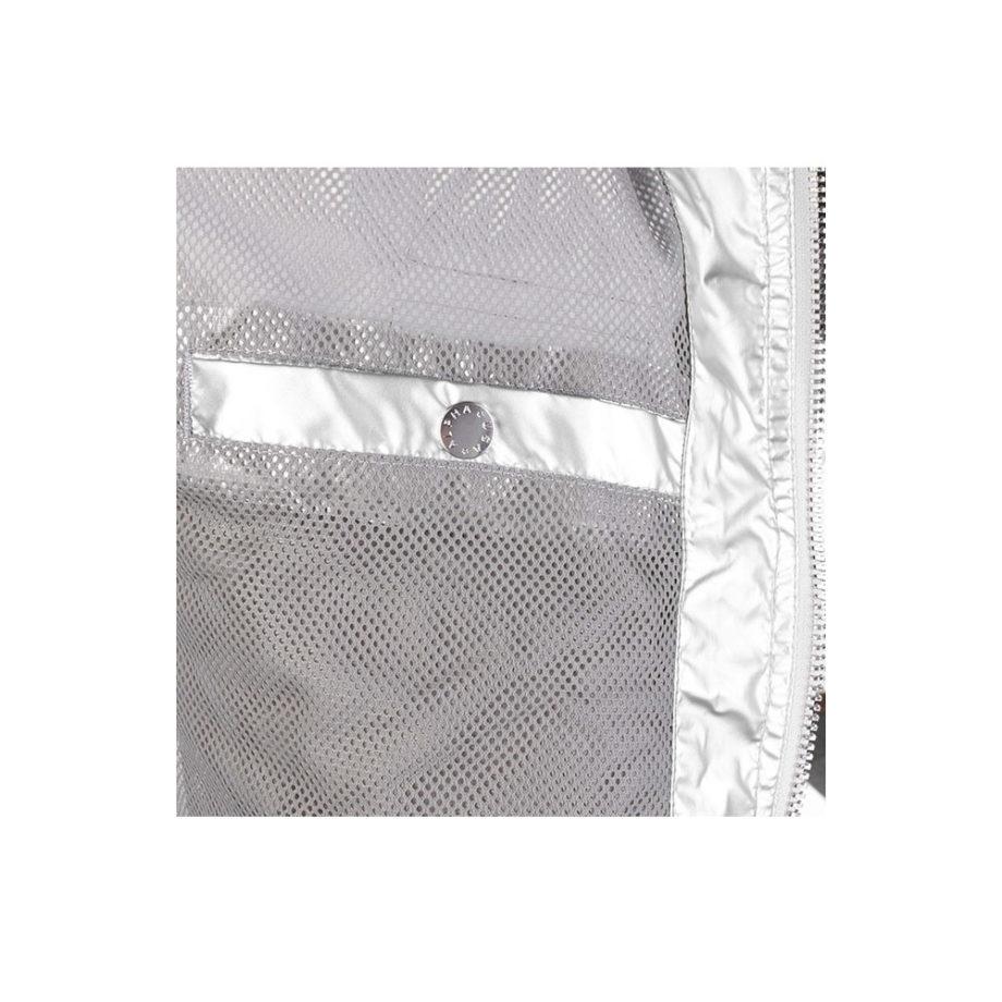 Alpha Industries Ma-1 LW Hooded NASA Jacket Silver 126139/31