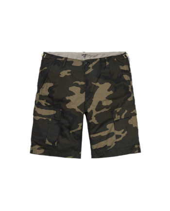 Carhartt Wip Bermuda Aviation Short Camo Laurel Rinsed