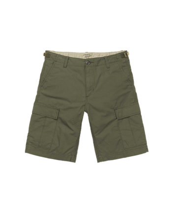 Carhartt Wip Bermuda Aviation Short Cypress Rinsed