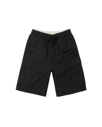 Carhartt Wip Bermuda Camper Short Black Rinsed