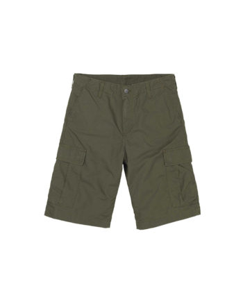 Carhartt Wip Bermuda Regular Cargo Short Cypress Rinsed