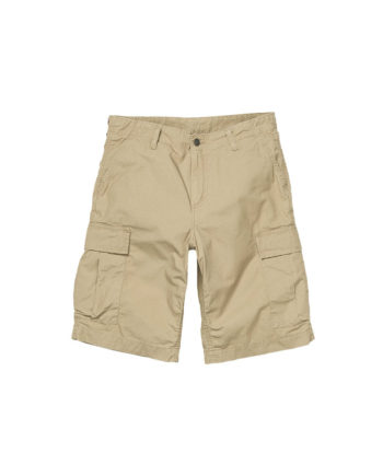Carhartt Wip Bermuda Regular Cargo Short Leather Rinsed
