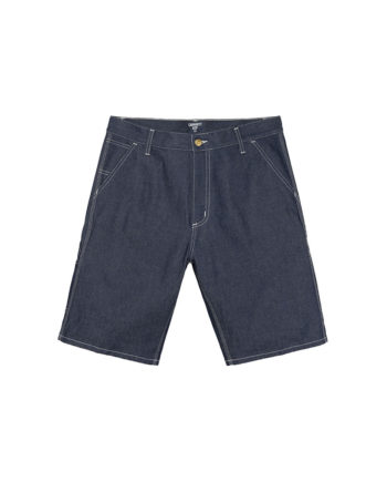 Carhartt Wip Bermuda Ruck Single Knee Short Blue Rigid