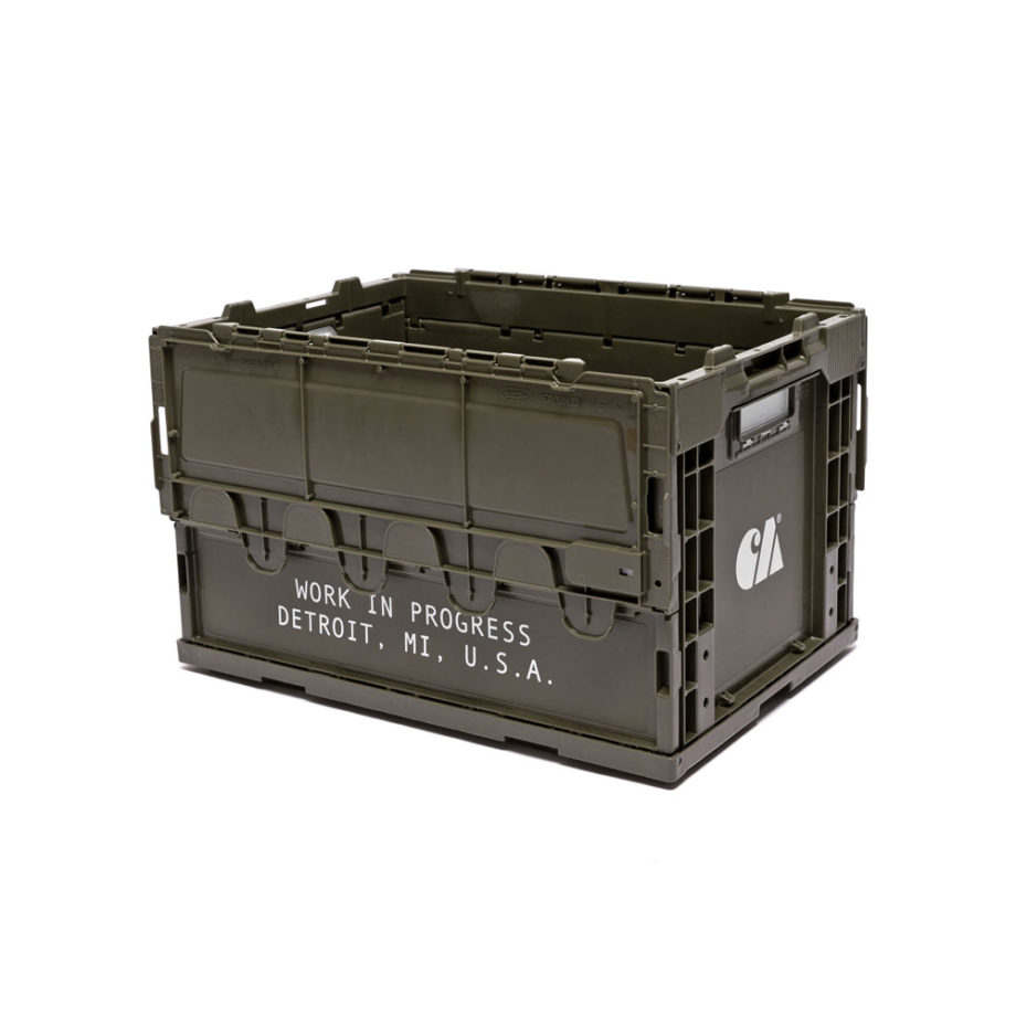 Carhartt WIP Foldable Storage Container Box Richiudibile Multiuso