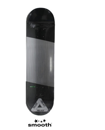 "Palace Linear Skateboard Deck Silver 8.2"""