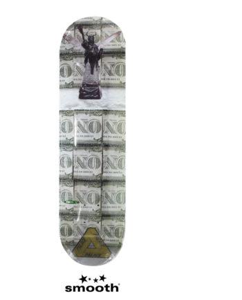 "Palace Powers No One Skateboard Deck Multi 8.125"""