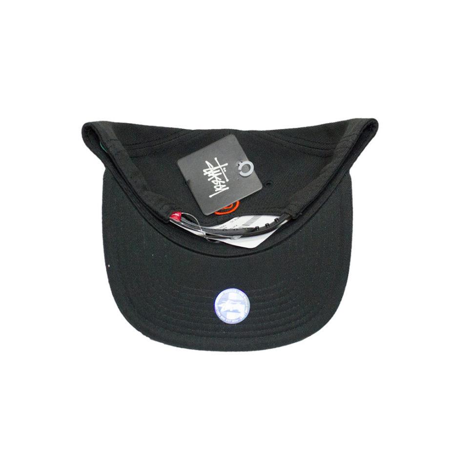 Stussy Alakazam Capsule Cap - Cappello collezione Radication Black