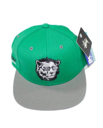 Stussy Alakazam King Starter Cap Green - Cappello Verde