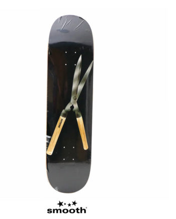 Supreme Shears Skateboard Deck Black 8.0""
