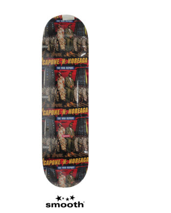 Supreme The War Report Skateboard Deck Multi One Size