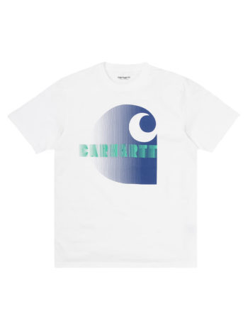 Carhartt Wip S/S Illusion T-Shirt White