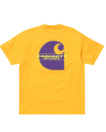 Carhartt Wip S/S Ninety T-Shirt Sunflower