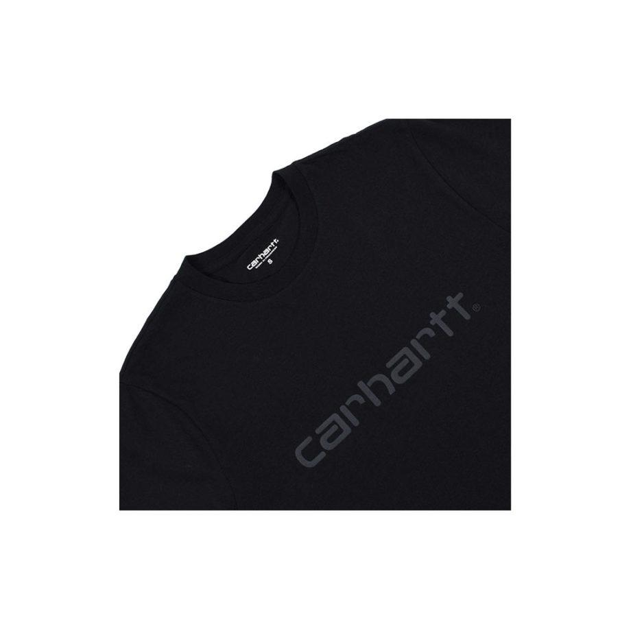 Carhartt Wip S/S Script T-Shirt Tobacco/White