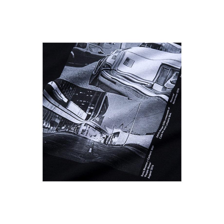 Carhartt Wip S/S Suraj Bhamra Reverse T-Shirt Black