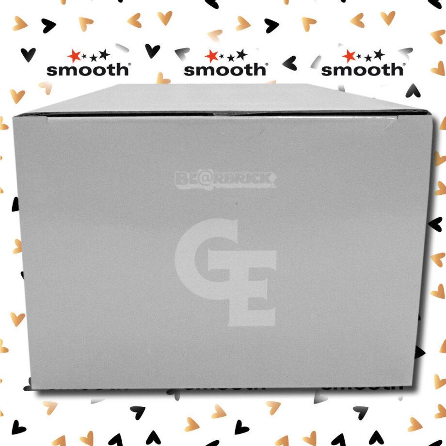 edicom Toy Goodenough Classics Grey Bearbrick 400% 2017