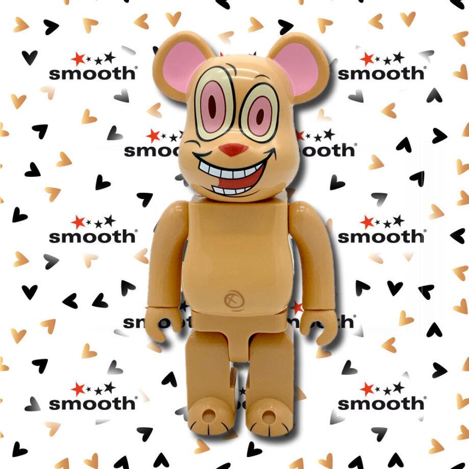 Medicom Toy Ren & Stimpy Ren Hoek Bearbrick 400% 2010