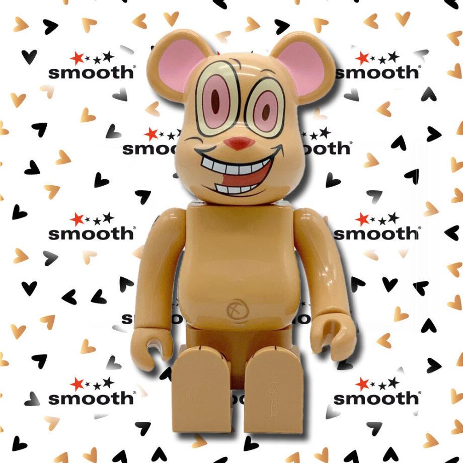 Medicom Toy Ren & Stimpy Ren Hoek Bearbrick 400% 2010Medicom Toy Ren & Stimpy Ren Hoek Bearbrick 400% 2010