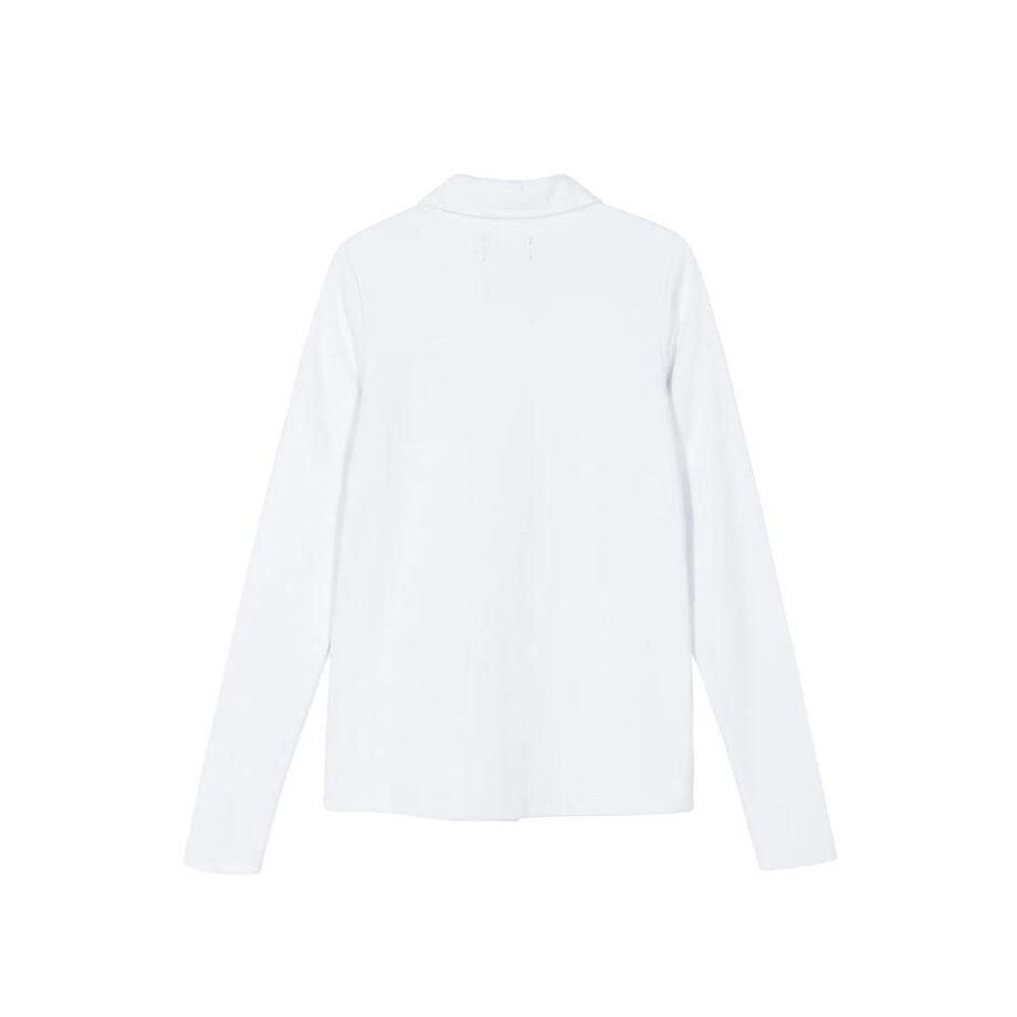 Stussy Maya Ls Button Down / Camicia White 214522