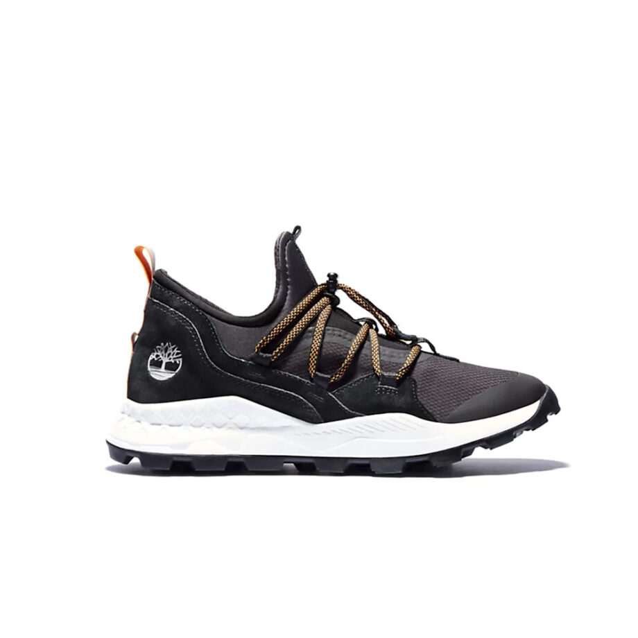 Timberland Brooklyn Sneaker Leather/Fabric Black TB0A2D7T015