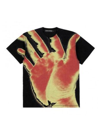 United Standard Hand T-Shirt Black 20SUSTS10