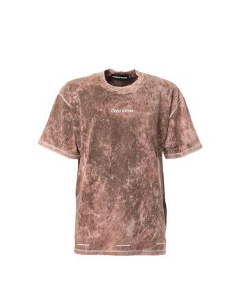 United Standard Karma Acid T-Shirt Rst Rust 20SUSTS03
